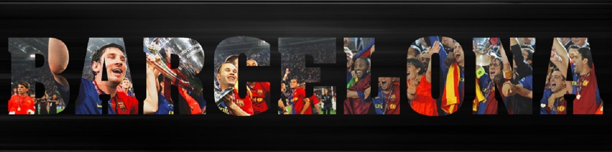 Mon barcelona football comp banner