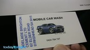 Car wash voucher