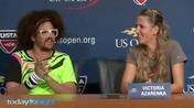 Red Foo & Azarenka