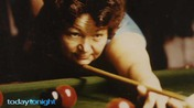 Snooker woman